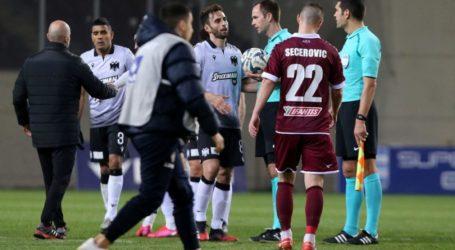«Το μόνο όφελος της αποδόμησης των ξένων διαιτητών θα είναι να μη θέλουν να έρθουν» – Ποδόσφαιρο – Super League 1