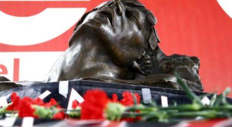 Το Σάββατο το μνημόσυνο για τα θύματα της Θύρας 7 – Ποδόσφαιρο – Super League 1 – Ολυμπιακός