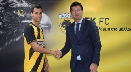Ανανέωσε με Μαχαίρα η ΑΕΚ – Ποδόσφαιρο – Super League 1 – A.E.K.