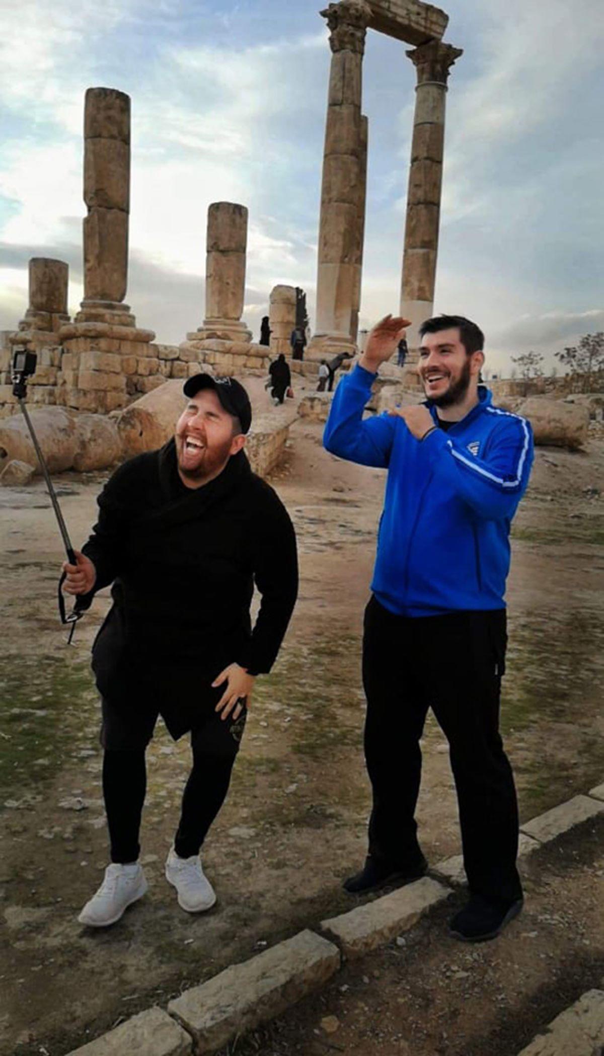 «On Tour» στον κόσμο από δύο Λαρισαίους - Ταξιδεύουν συνεχώς και μοιράζονται τις εμπειρίες τους στο youtube (φωτο)