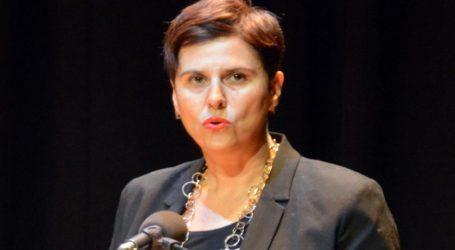 Ιωάννα Λαλιώτου: Δεν πρέπει να μετατραπεί η χώρα σε πεδίο εμφύλιας διαμάχης