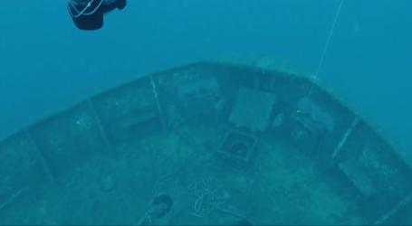 Σκόπελος: Εντυπωσιακές εικόνες από το ναυάγιο «Χριστόφορος» [βίντεο]