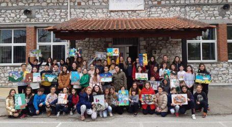 Στον 23ο Διαγωνισμό Πανελλήνιας Μαθητικής Δημιουργίας μαθητές του Δημοτικού Γιάννουλης