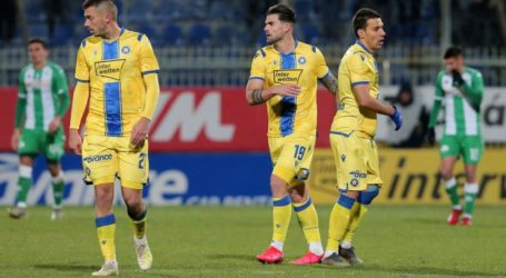 «Κρέμασε» τον Παναθηναϊκό ο Ζαχίντ, έμεινε… ζωντανός ο Αστέρας! – Ποδόσφαιρο – Super League 1 – Αστέρας Τρίπολης – Παναθηναϊκός