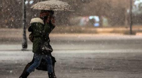 Προειδοποιήση της Περιφέρειας Θεσσαλίας για την επερχόμενη κακοκαιρία