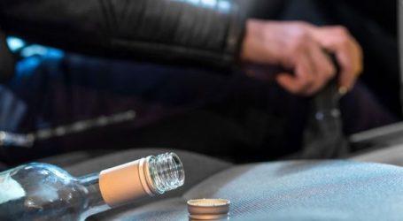 Βόλος: Μεθυσμένος οδηγός έπεσε σε κολόνα φωτισμού