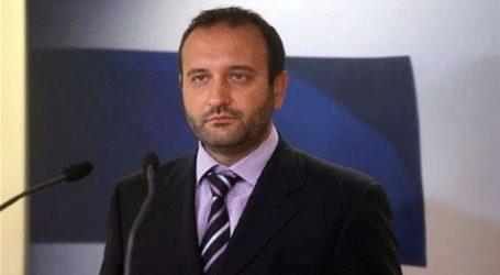 Εκ νέου πρόεδρος ο Κωνσταντίνος Κόλλιας