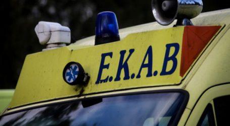 Τροχαίο δυστύχημαμε θύμα έναν ηλικιωμένο στη Θεσσαλονίκη