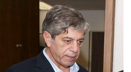 Με τον πρέσβη της Παλαιστίνης συναντήθηκε ο Αλ. Τσίπρας
