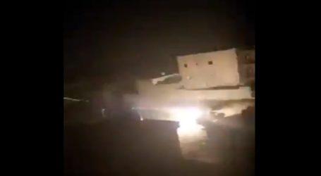 Τα πολυβόλα του LNA γαζώνουν θέσεις του στρατού του Σάρατζ