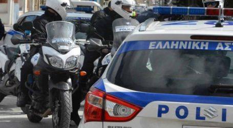 Συνελήφθησαν 85 άτομα κατά τη διάρκεια αστυνομικών επιχειρήσεων