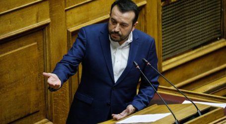 Ο Κ. Μητσοτάκης φέρει ακέραιη την ευθύνη για τις αθλιότητες Γεωργιάδη