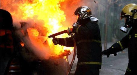 Στις φλόγες δύο οχήματα σε Νέα Φιλαδέλφεια και Χαϊδάρι