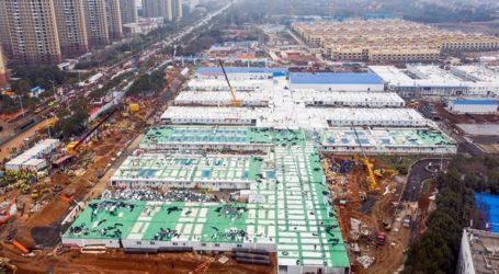 Κινέζικο θαύμα με την κατασκευή νοσοκομείου σε 10 ημέρες