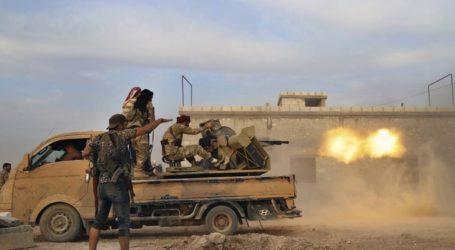 Έξι Σύροι στρατιώτες νεκροί από επίθεση της Τουρκίας