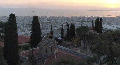 Η Θεσσαλονίκη από ψηλά, όπως δεν την έχετε ξαναδεί!