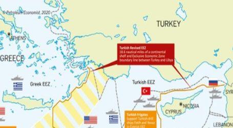 Δείτε χάρτη με τις θέσεις όλων των ναυτικών δυνάμεων