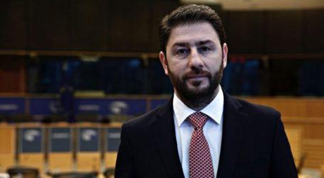 Ανδρουλάκης: Δύσκολη η διαπραγμάτευση μεταξύ Ε.Ε. και Ηνωμένου Βασιλείου