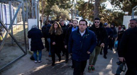 «Οι ελληνικές αρχές ερευνούν το ενδεχόμενο υποκίνησης των επεισοδίων» στη Λέσβο