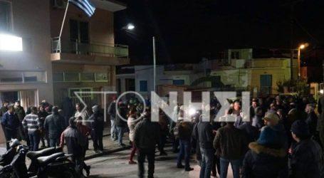 Νέα ένταση στη Μόρια – Κάτοικοι βγήκαν στους δρόμους