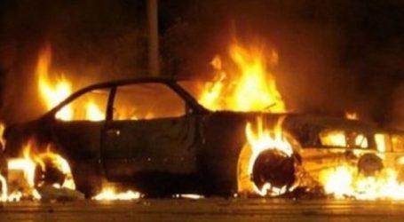Στις φλόγες δύο οχήματα σε Αθήνα και Θεσσαλονίκη