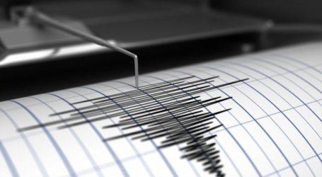 Σεισμός 3,8 ανατολικά της Μυτιλήνης