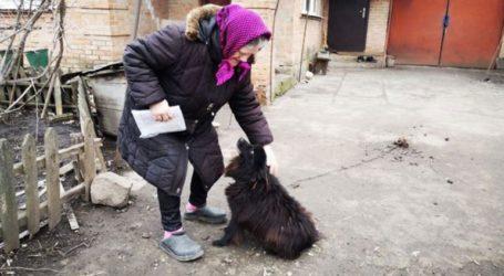 Ουκρανός βουλευτής πρότεινε σε συνταξιούχο να πουλήσει τον σκύλο της για να πληρώσει τον λογαριασμό του φυσικού αερίου