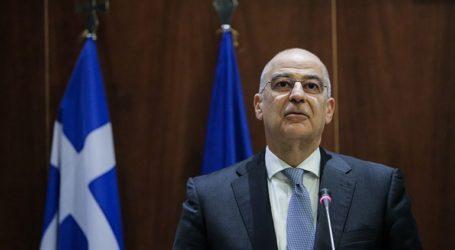 Με τον υπουργό Εξωτερικών της Μάλτας συναντήθηκε ο Δένδιας