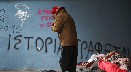 Έκτακτα μέτρα από τον Δήμο Αθηναίων για την προστασία των αστέγων από τις χαμηλές θερμοκρασίες
