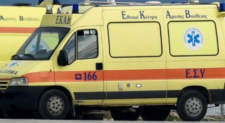 Τροχαίο στη Θεσσαλονίκη με έναν τραυματία