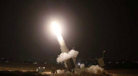Αναχαίτιση «εχθρικών στόχων» πάνω από τη Δαμασκό