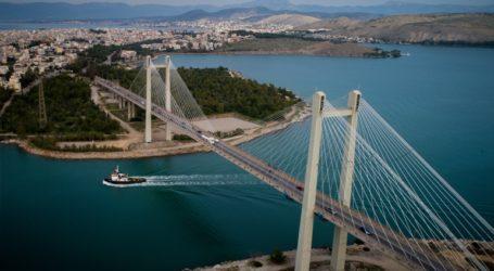 40χρονη απειλούσε να πέσει από την Υψηλή Γέφυρα