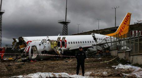 Ντοκουμέντο με σκηνές πανικού στο τουρκικό Boeing
