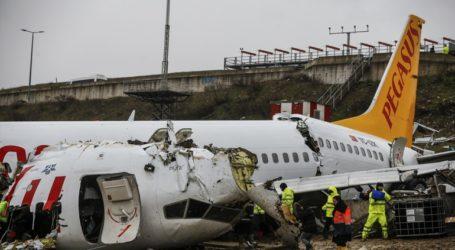 Έρευνα σε βάρος των πιλότων για το Boeing που κόπηκε στα τρία