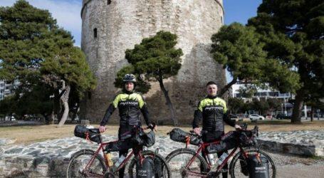 Ελλάδα – Τόκιο πάνω σε ποδήλατα