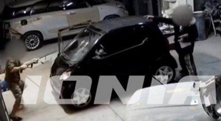 Βίντεο ντοκουμέντο από τη δολοφονία 41χρονου σε φανοποιείο στην Πάτρα