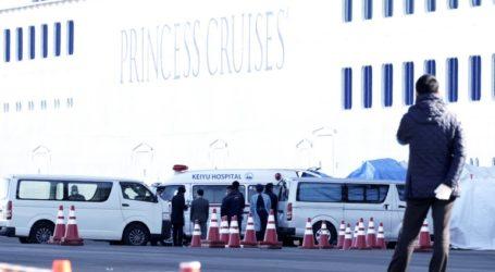Νέα κρούσματα κορωνοϊού σε επιβάτες κρουαζιερόπλοιου