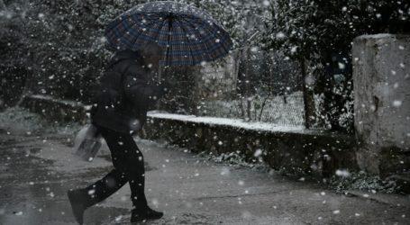 Χαμηλές θερμοκρασίες στη Β. Ελλάδα