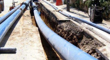 Προχωρά η αντικατάσταση του υδρευτικού δικτύου της πόλης
