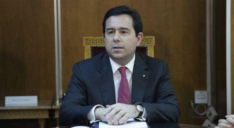 Συνάντηση Μηταράκη με τον Τούρκο Πρέσβη στην Ελλάδα