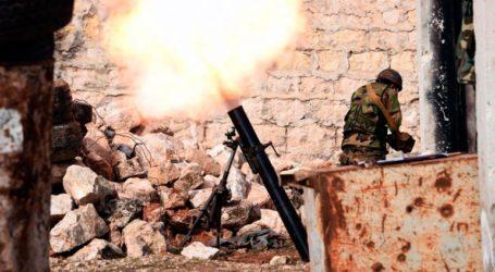 Οι συριακές κυβερνητικές δυνάμεις προωθούνται στο Ιντλίμπ και στο Χαλέπι