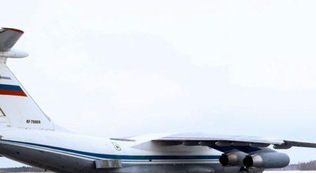 Βίντεο-ντοκουμέντο από την ανώμαλη προσγείωση αεροσκάφους σε αεροδρόμιο της Ρωσίας