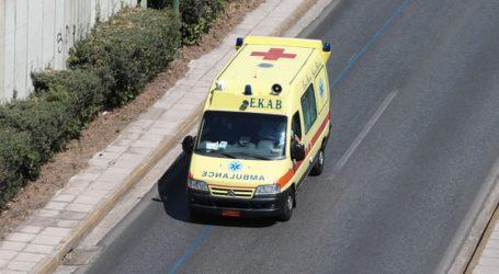 Σοβαρό τροχαίο ατύχημα στη Λεωφόρο Σουνίου