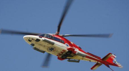 Με στρατιωτικό αεροσκάφος η μεταφορά της σε νοσοκομείο
