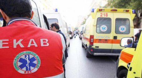 Στάση εργασίας στο ΕΚΑΒ για την επίθεση σε βάρος του διασώστη