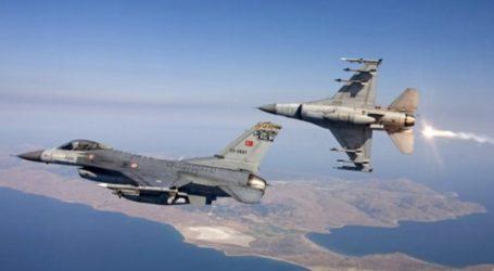 Τουρκικά F-16 πραγματοποίησαν υπερπτήση πάνω από τους Λειψούς και τους Αρκιούς
