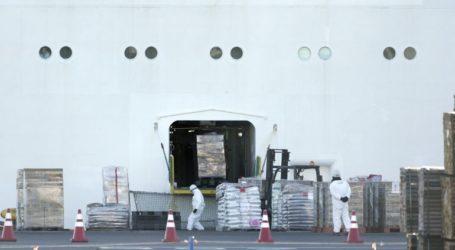 Τουλάχιστον 135 επιβεβαιωμένα κρούσματα έχουν εντοπιστεί στο κρουαζιερόπλοιο στη Γιοκοχάμα