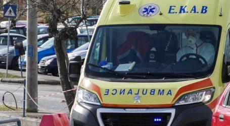 Γυναίκα παρασύρθηκε από τρένο στην Πάτρα