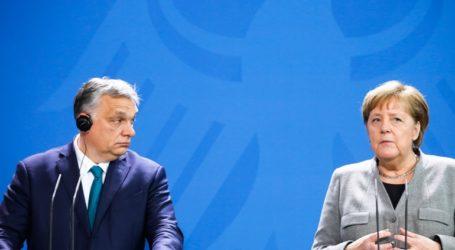 Μέρκελ και Όρμπαν υπέρ των ενταξιακών διαπραγματεύσεων με Αλβανία και Βόρεια Μακεδονία