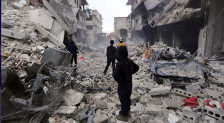 Τουλάχιστον 700.000 Σύροι έχουν εκτοπιστεί λόγω των επιθέσεων